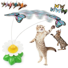Steel, butterfly, cattoy, Toy