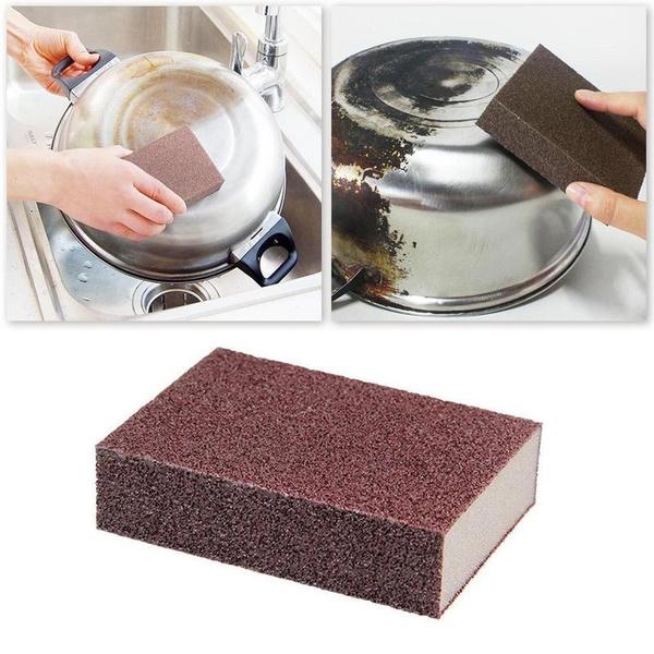 dishwashingsponge, cleaningsponge, decontaminationspongewipe, Pot