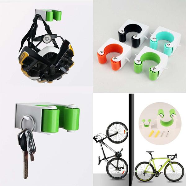 Bikes, parkingrack, wallhanger, Bicycle