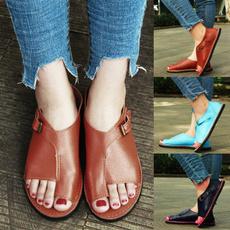 Summer, Fashion, Flats, femaleslipper
