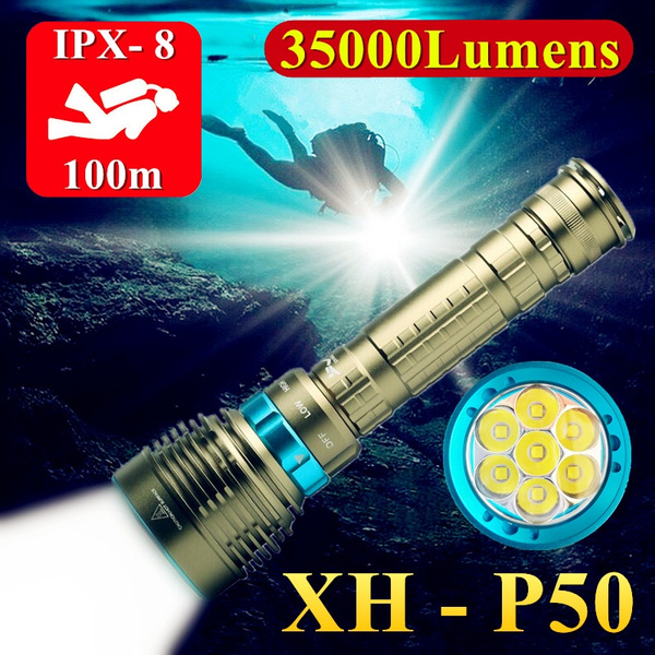 Flashlight, filllight, Hunting, Waterproof