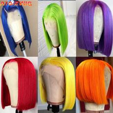 wig, bobstraightwig, straightwig, Shorts