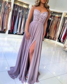 floral lace, Lace, Bridesmaids' & Formal Dresses, chiffon dress