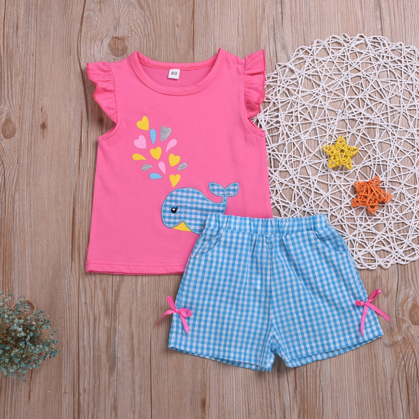 Summer, kids clothes, short sleeves, boys clothes
