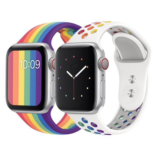 iwatchband38mm, applewatchband42mm, Silicone, Watch