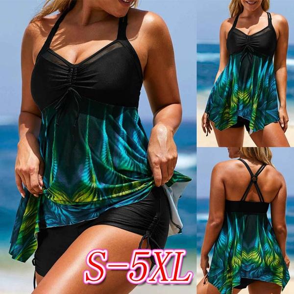 vneckswimsuit, printedswimsuit, two piece swimsuit, sexy swimsuit