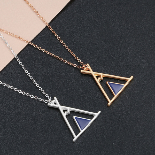 friendshipnecklace, Cross necklace, necklace women, goldplatednecklace