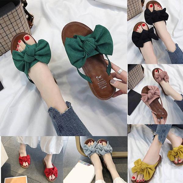Summer, antiskidsandal, Sandals, flatbottomsandal