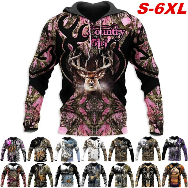 huntingcamohoodie, 3D hoodies, Fashion, Hunting