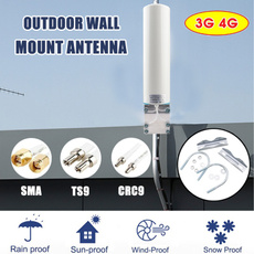 dualsma, signalbooster, Wall Mount, Outdoor
