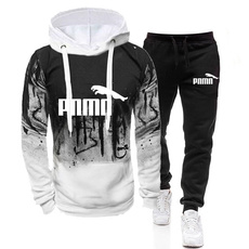 Men's Hoodies & Sweatshirts, long sleeve sweater, pants, Spring