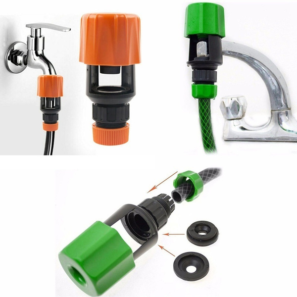 Universal Garden Hose Fitting Pipe Connector Kitchen Bath Tap To Mixer Adapter Tap Connector Kitchen Garden Hose Pipe Fitting Wish