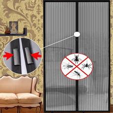antimosquitobugsmeshcurtain, magneticscreendoor, handsfreescreendoor, fiberglassmeshcurtain