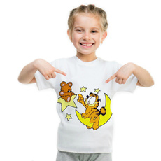 novel, children's clothing, T Shirts, cottonmaterial