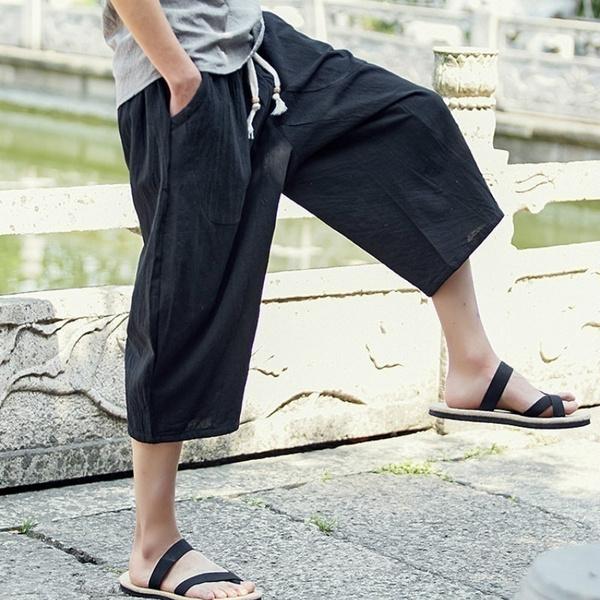 viking, harem, Beach Shorts, pants