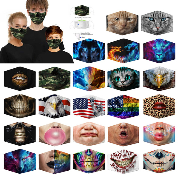 Makeup, 3dmouthcover, lovelyfacemask, mouthmuffle