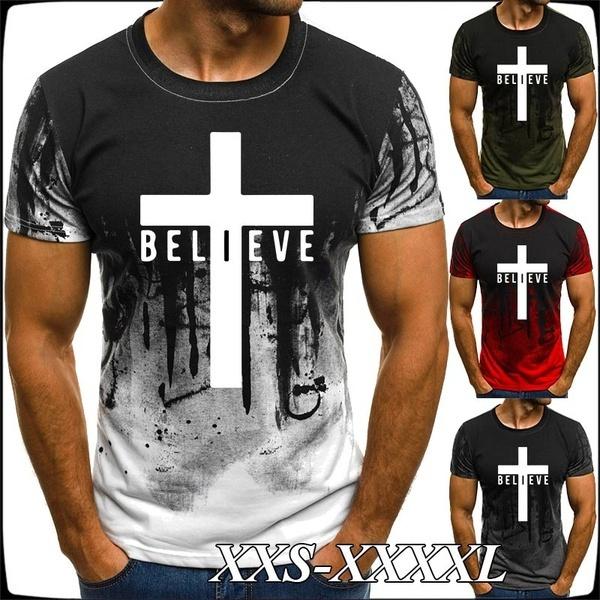 Fashion, Christian, Shirt, Sleeve