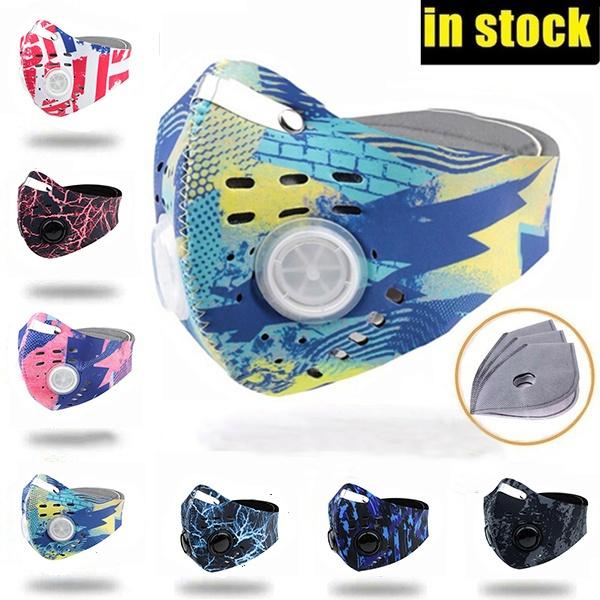 respiratorfacemask, Outdoor, filtermask, Sports & Outdoors