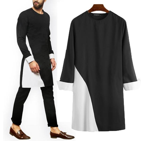 long shirt, Tops, dubaidre, abayakaftan