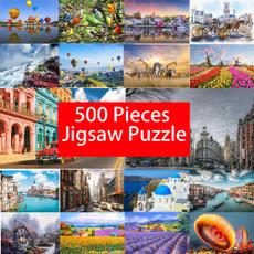 Children, Toy, assembledjigsawpuzzl, Jigsaw Puzzle
