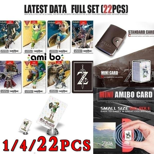 nfc, Zebra Print, breathofthewild, Zelda