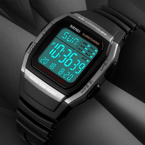 Mens Wrist Watches, quartz, Waterproof Watch, fashion watches