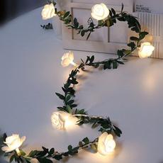 decoration, Flowers, Night Light, Christmas
