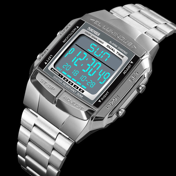led, Casual Watches, business watch, Clock