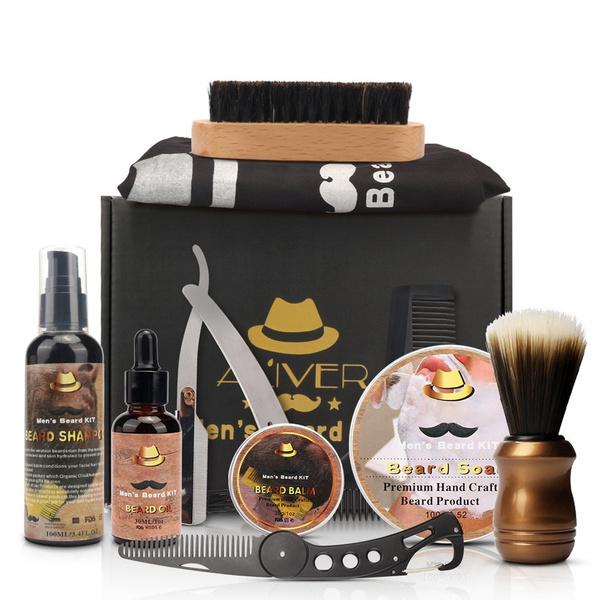 beardgroomingkit, hometravelbeardcarekit, Combs, Gifts For Men