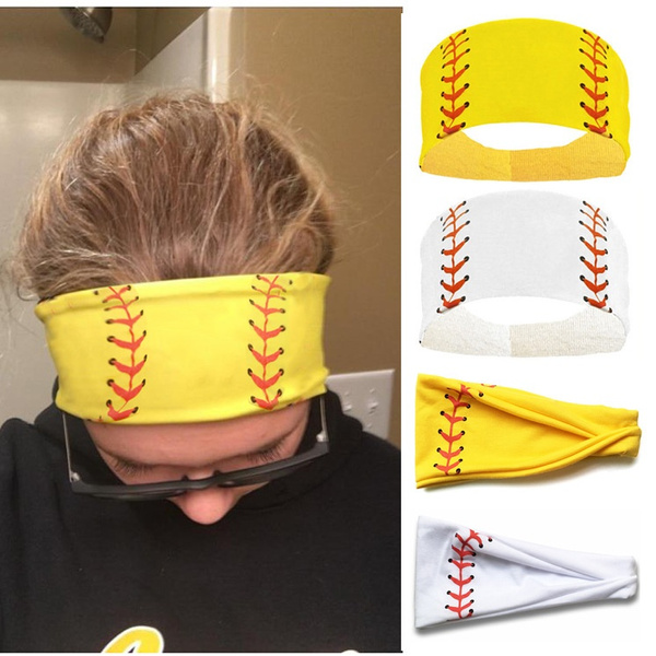 girlshairband, Baseball & Softball, widehairband, Fitness