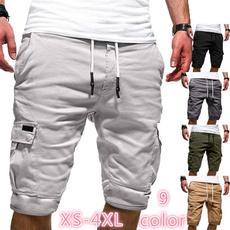 Summer, Beach Shorts, Fashion Men, pants