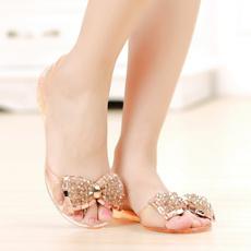 Summer, heeled, mujer, Crystal