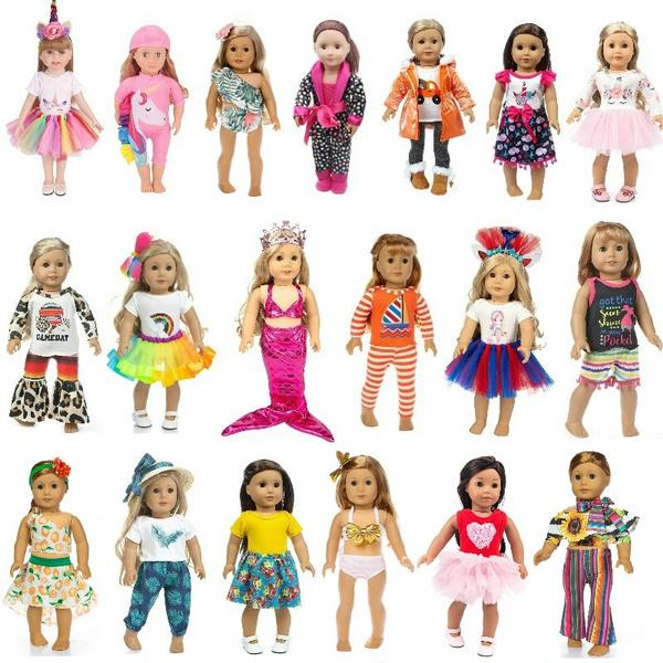18inchdollclothe, dollclothes43cm, dollclothesamericangirl, doll