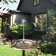 solarpoweredfountainpumpsare, Garden, fountainwaterpump, fountainpump