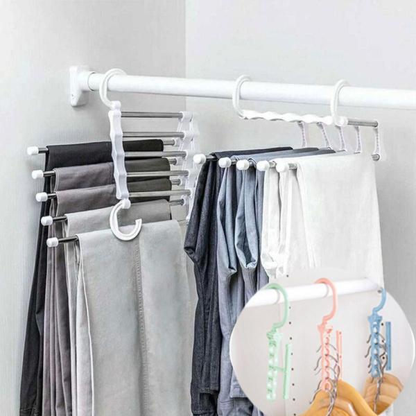 Home Supplies, multifunctionalpantsrack, multifunctionalhanger, pants