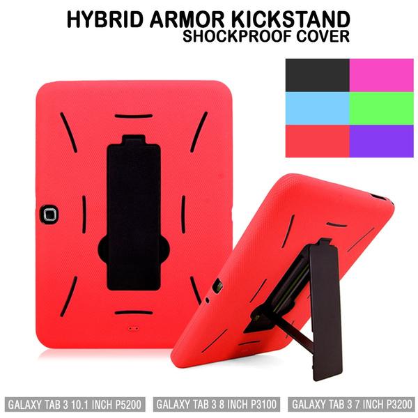 duallayercase, case, Tablets, kickstandcase