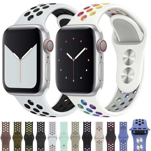 Jewelry, sportsiliconeiwatchband, Silicone, Watch