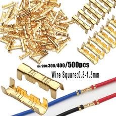 Brass, Copper, Cars, quickwirecrimpconnector