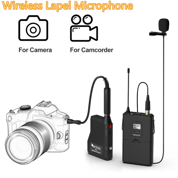 Headset, Microphone, laplemic, wirelessbodypackwithminireceiver