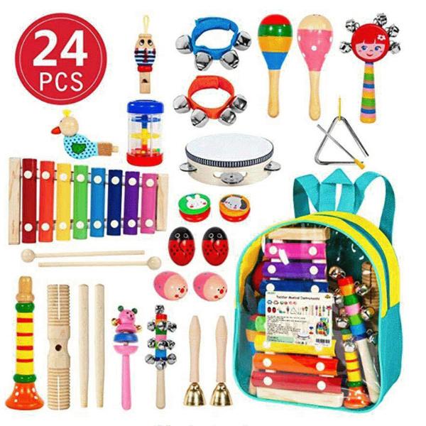 woodenmusicalinstrument, Toy, Wooden, babyxylophone