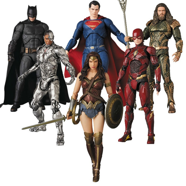 Collectibles, Toy, justiceleague, figure