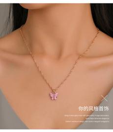 Beautiful, butterfly, Fashion, Jewelry