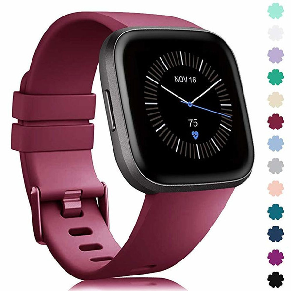 fitbitsiliconewatchband, fitbitwatchstrap, Silicone, fitbitversalitewatchstrap