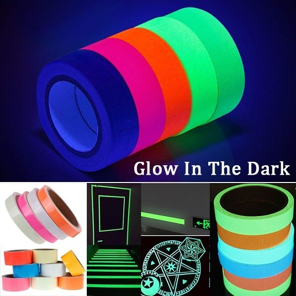 noctilucent, glowtape, luminousfilmsticker, luminoustape