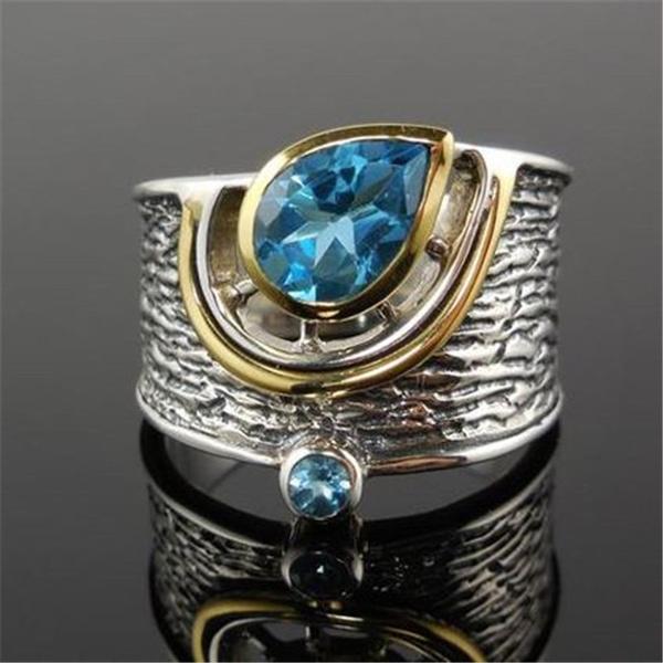 Sterling, Fashion, wedding ring, 925 silver rings
