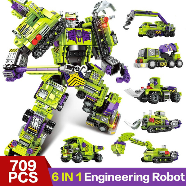 building, Toy, Robot, engineering