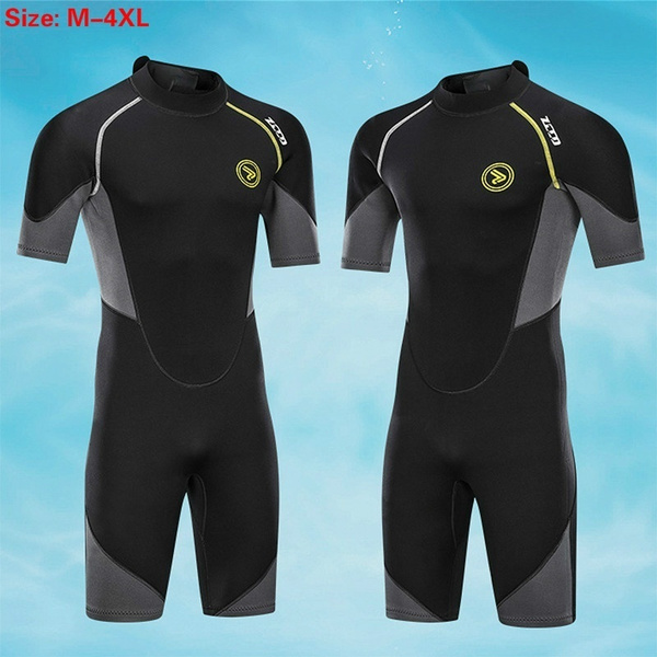 divingsuit, Shorts, Plus Size Swimwear, unisex