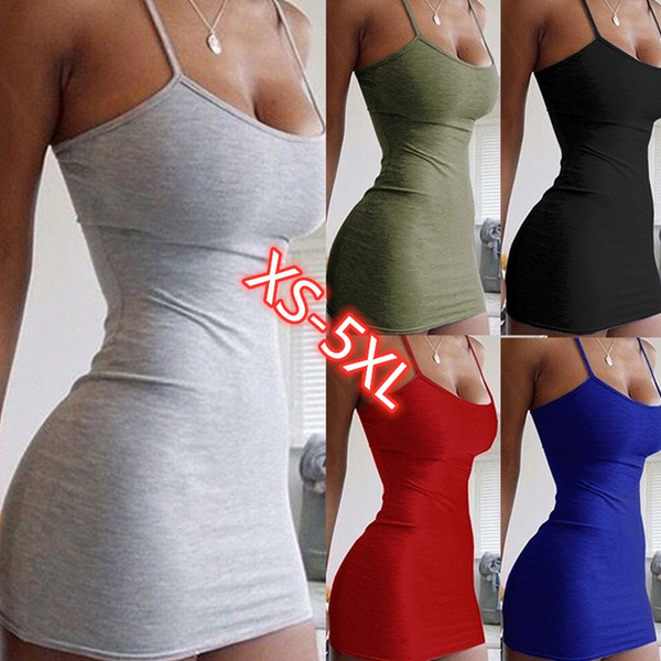Summer, Vest, Plus Size, vest dress