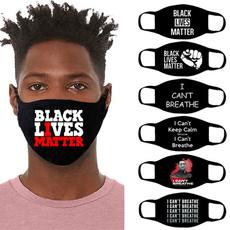 mouthmask, unisex, icantbreathe, Masks