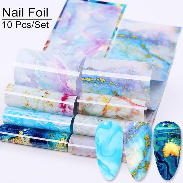 nail decals, Flowers, art, transfersticker